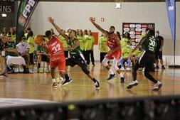 Sporting Clube Portugal venceu a Supertaça de Basquetebol no jogo em Sines contra o Imortal Basket
