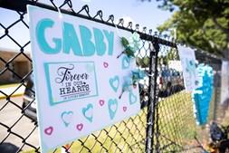 Memorial de homenagem a Gabby petito