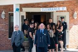 Cerimónias de homenagem à jovem Gabby Petito, cujo corpo foi encontrado num parque nos EUA