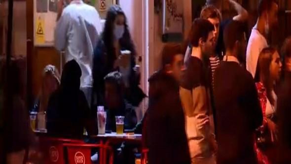 Jovens dizem sentir medo de sair à noite em Lisboa