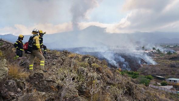 Erupção do vulcão em La Palma afeta qualidade do ar na Madeira. Fenómeno pode durar até 84 dias