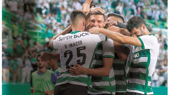 Banca despacha dívida do Sporting com desconto
