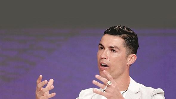 Falta de controlo da conta bancária facilitou burla a Cristiano Ronaldo