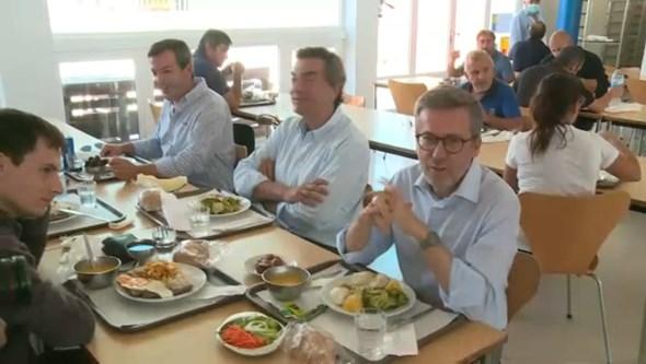 Carlos Moedas cumpre primeira promessa após vitória surpreendente em Lisboa. Veja o momento