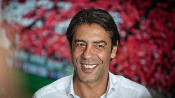 Direção de Rui Costa para a presidência do Benfica fechada
