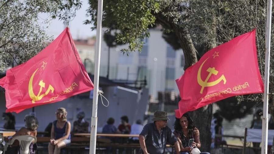"""A 45.ª Festa do """"Avante!"""" abriu esta sexta-feira na Quinta da Atalaia"""
