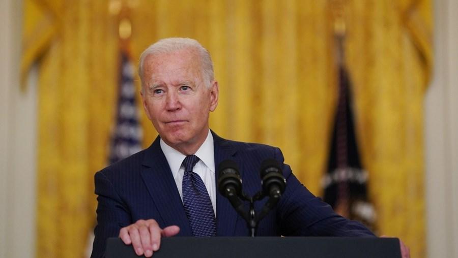Joe Biden, presidente norte-americano