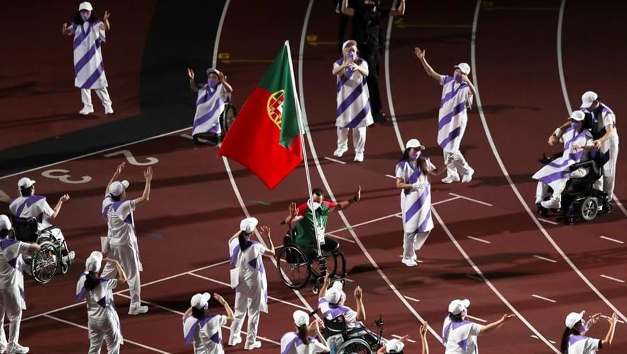 Missão Portuguesa aos Jogos Paralímpicos de Tóquio 2020
