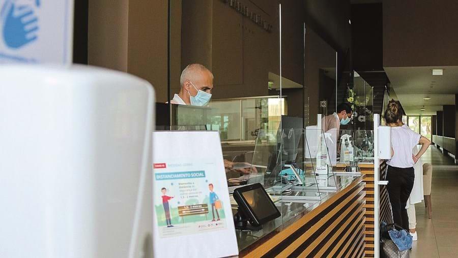 Selo de adesão ao IVAucher deverá se colocado em local visível para os clientes