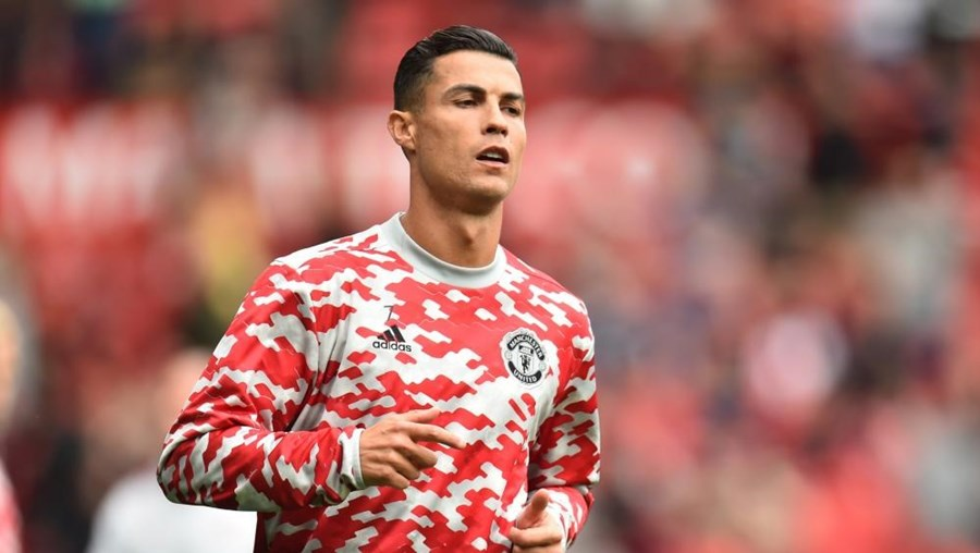 Cristiano Ronaldo regressa a Old Trafford com a camisola do Manchester United