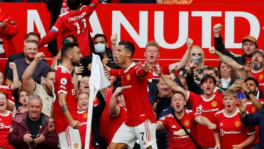 Ronaldo foi notícia em todo o mundo após o bis no regresso a Manchester
