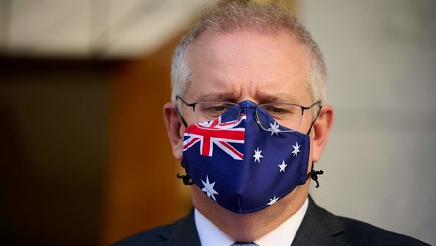 Scott Morrison, primeiro-ministro da Austrália