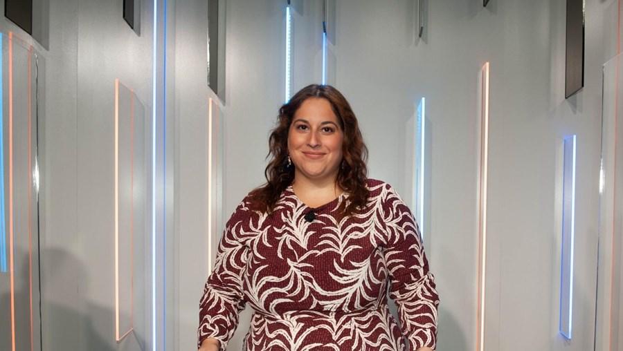 Bárbara Barros, cabeça de lista da CDU à Câmara de Braga