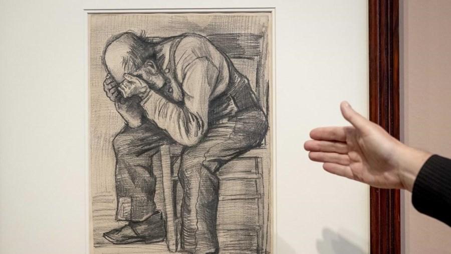 Quadro do artista neerlandês Vincent van Gogh