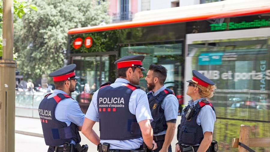 Policia no peruana