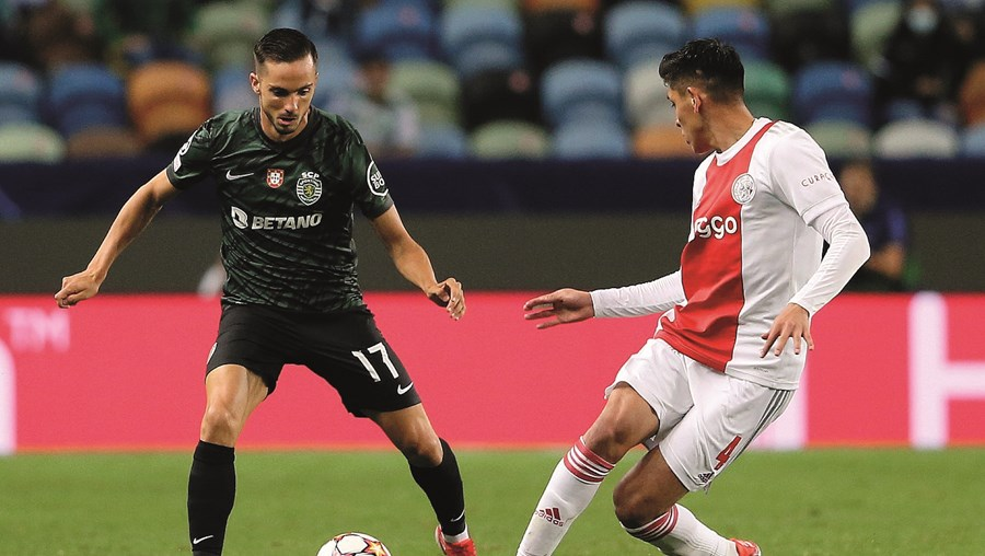 Sarabia poderá ser titular pela primeira vez desde a chegada ao Sporting