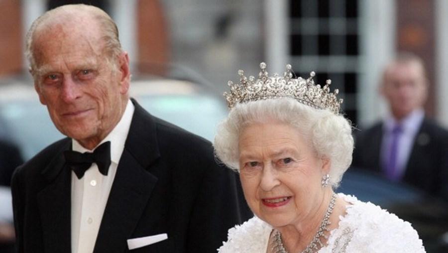 Príncipe Filipe e a Rainha