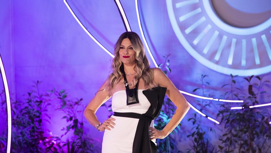 Ana Barbosa, concorrente do Big Brother