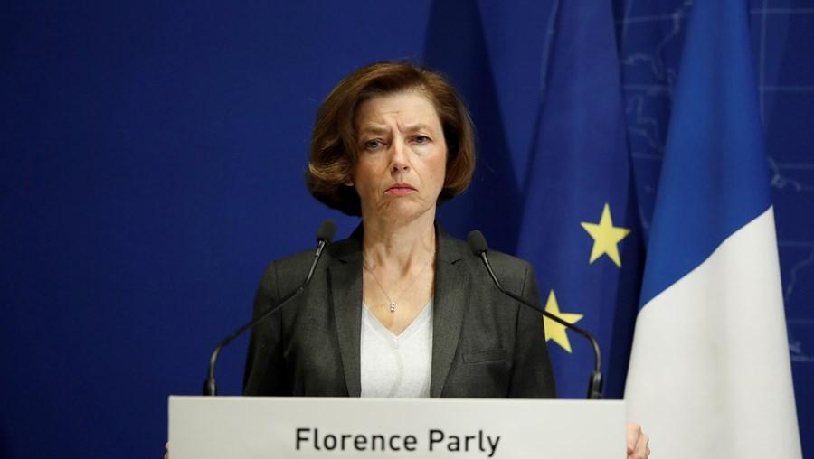 Florence Parly, Ministra da Defesa de França