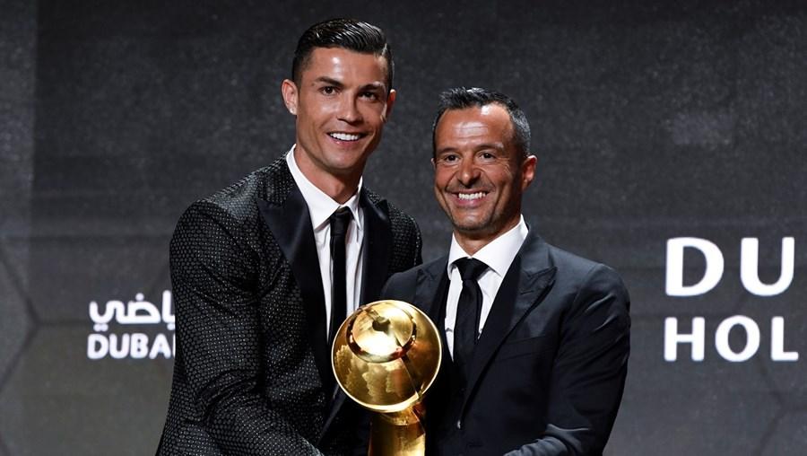 Cristiano Ronaldo e Jorge Mendes são duas das vítimas de agente de viagens dos famosos