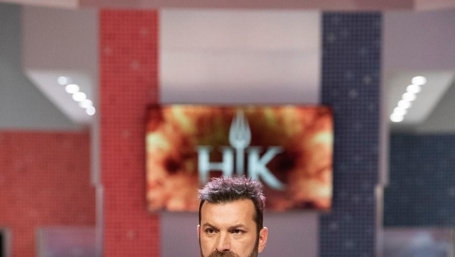 Chef Ljubomir Stanisic apresenta programa