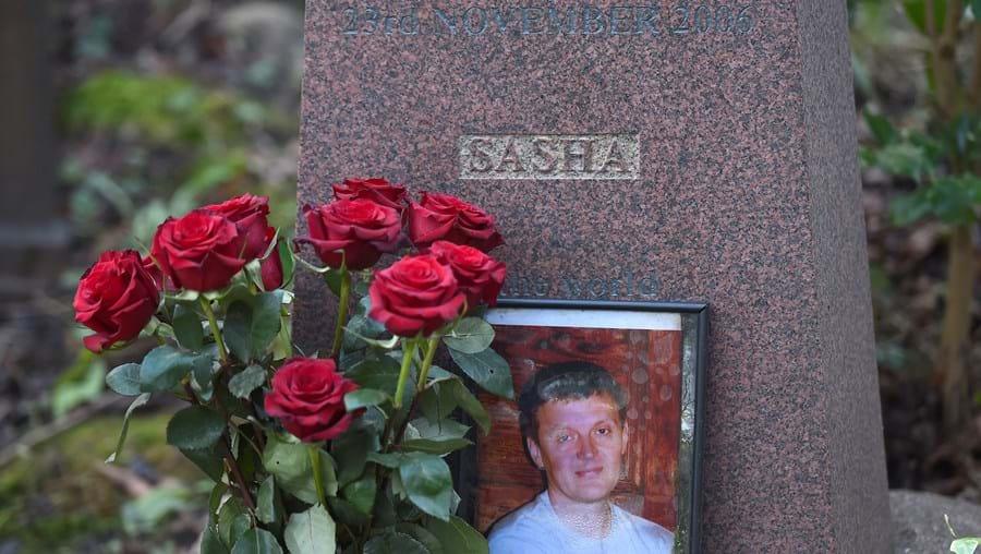 A campa de Alexander Litvinenko
