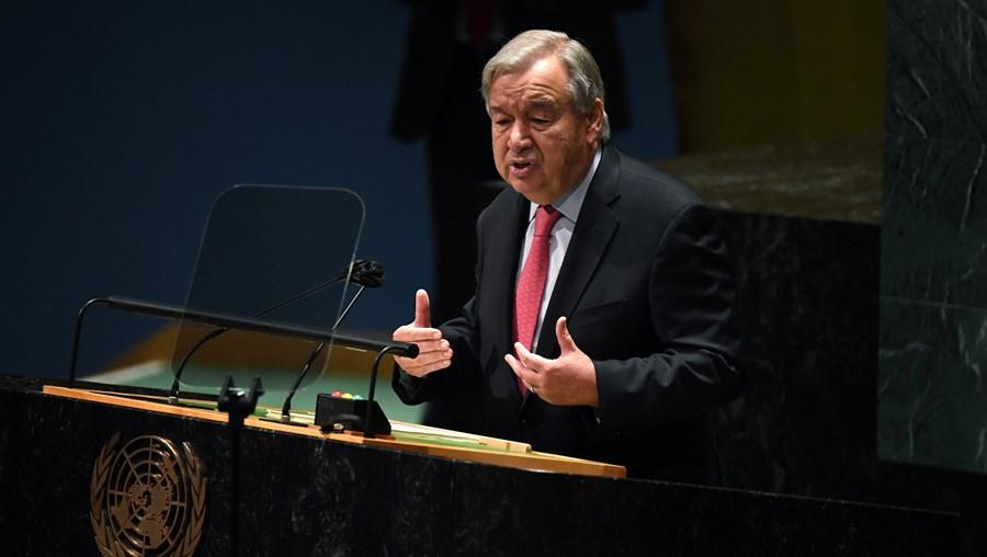 Guterres fez alerta sombrio na Assembleia Geral da ONU