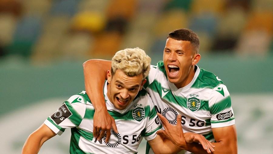 Matheus Nunes e Pedro Gonçalves são os jogadores que mais valorizam este mês