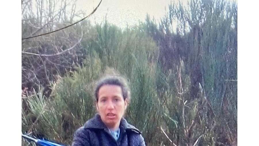 Mulher desaparecida em Montalegre. Sandra Maria Gonçalves Baía.