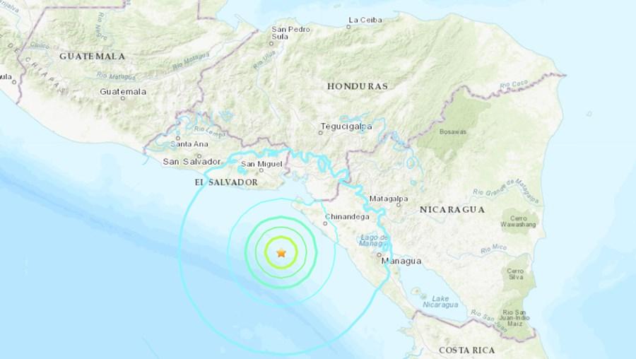 terramoto, Nicaragua