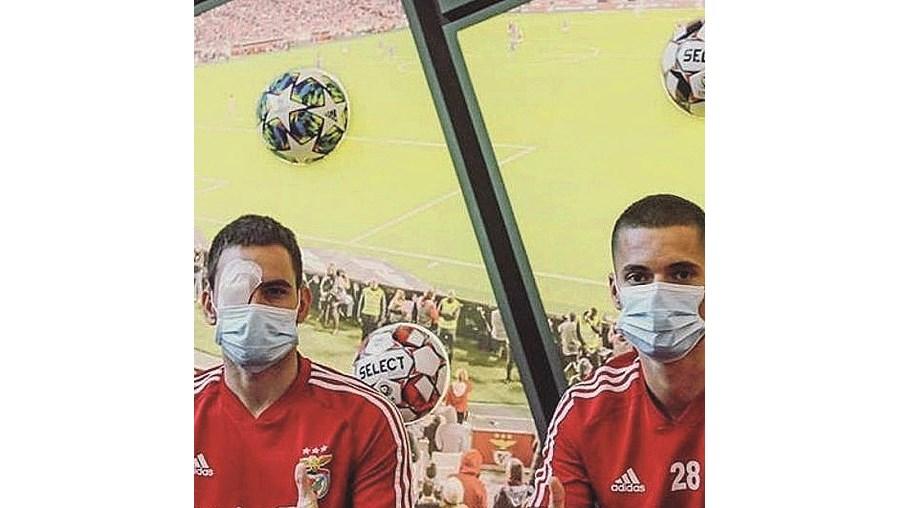 Zivkovic e Weigl feridos