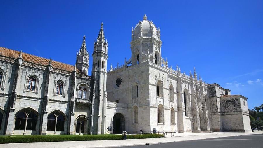 Mosteiro dos Jerónimos recebe conferência de Fernando Teigão dos Santos sobre a importância da água no local