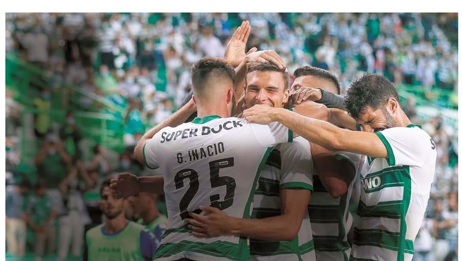 O Grupo Sporting tem uma dívida elevada ao BCP e ao NB em créditos bancários e em Valores Mobiliários Obrigatoriamente Convertíveis (VMOC)