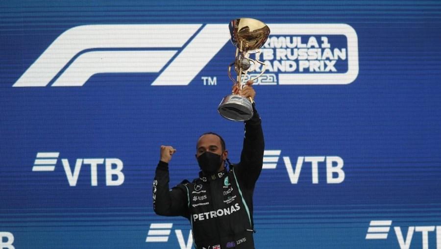 Lewis Hamilton conquistou a 100.ª vitória na Fórmula 1