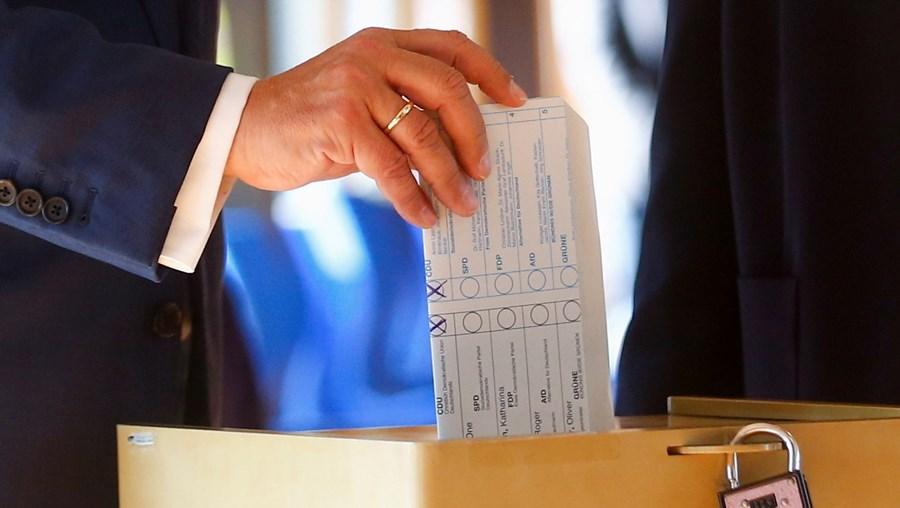 Votação Alemanha