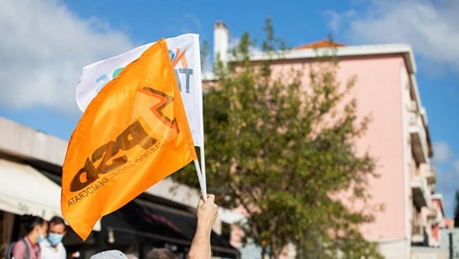 Bandeira PSD