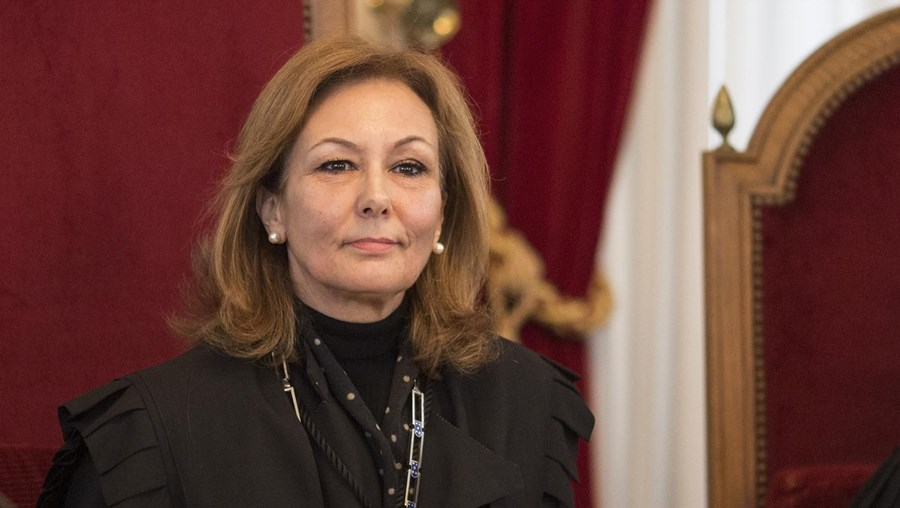 Dulce Neto, presidente do Supremo Tribunal Administrativo