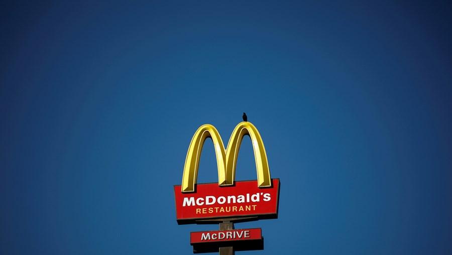 Restaurante da McDonald's em França