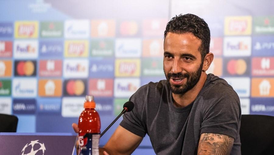 Rúben Amorim não pode contar com Gonçalo Inácio e Pedro Gonçalves, ambos em tratamento, para a segunda jornada da Liga dos Campeões