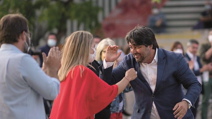 Socialista Ricardo Leão foi vereador durante 12 anos na Câmara de Loures. É deputado e vai agora presidir à edilidade