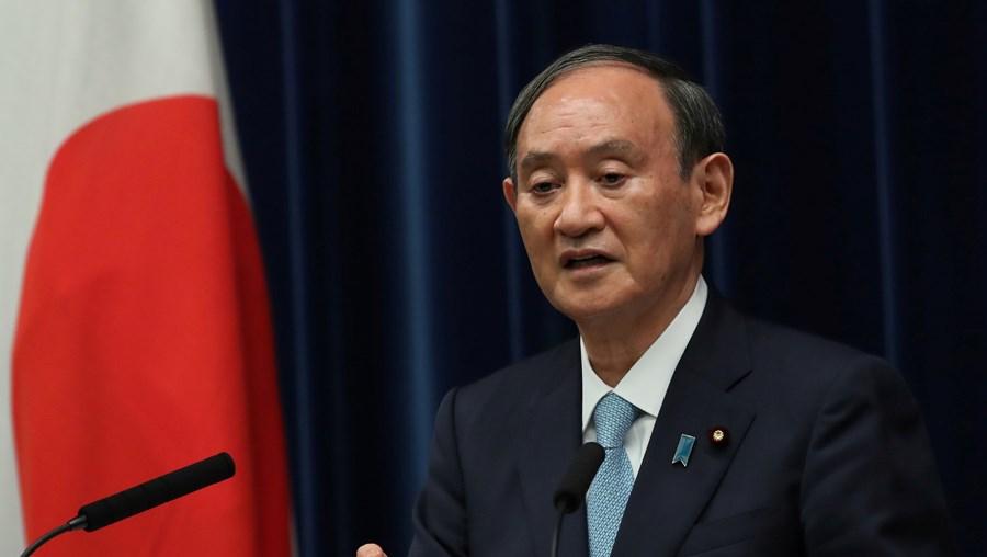 Yoshihide Suga, primeiro-ministro do Japão