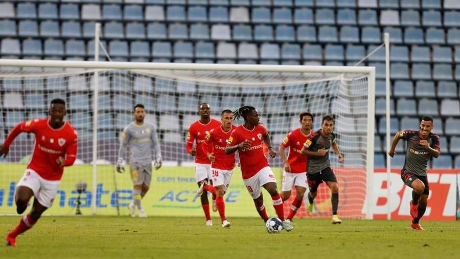 Santa Clara - Sporting de Braga