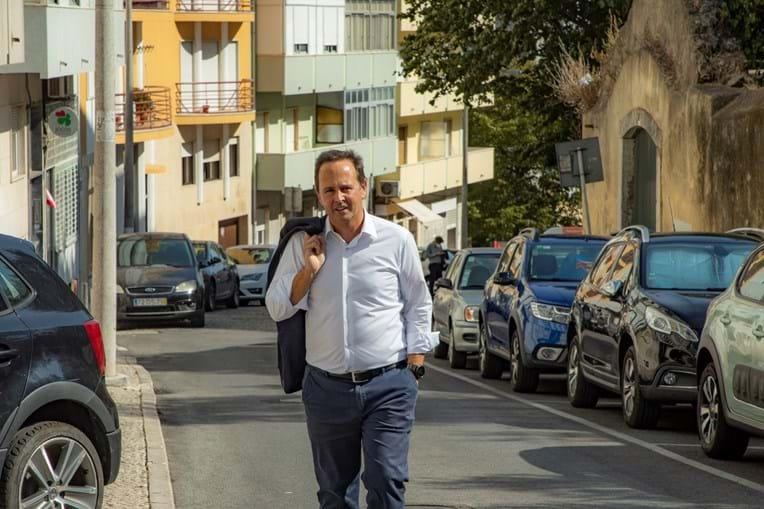 Fernando Medina é presidente da Câmara Municipal de Lisboa