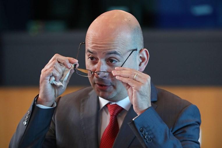 João Leão , ministro das Finanças