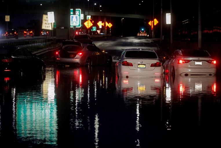 Tempestade Ida, em Nova Iorque