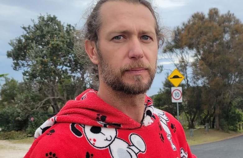 Aaron Armstrong, testemunha no local