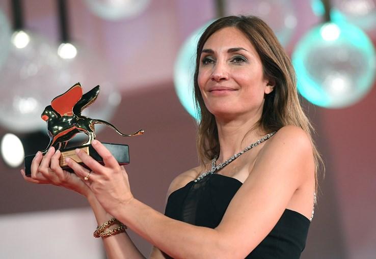 Audrey Diwan venceu Leão de Ouro com o filme 'L'événement'