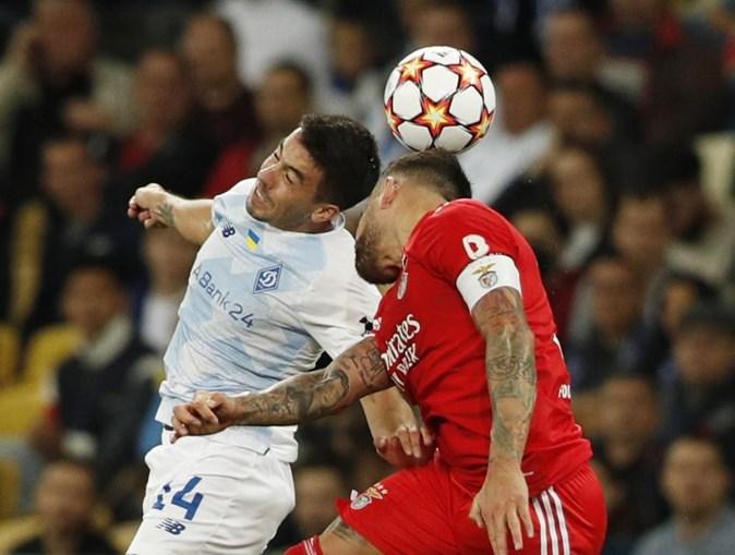 Dínamo Kiev - Benfica