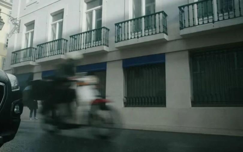 Imagens de Lisboa no lançamento pela Apple de nova geração de iPhone e iPad
