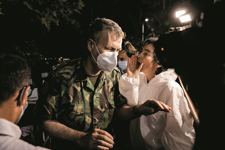 Vice-almirante Gouveia e Melo já conta com vigilância de seguranças da PSP. Forças de segurança ponderam fazer o mesmo com políticos e outras entidades